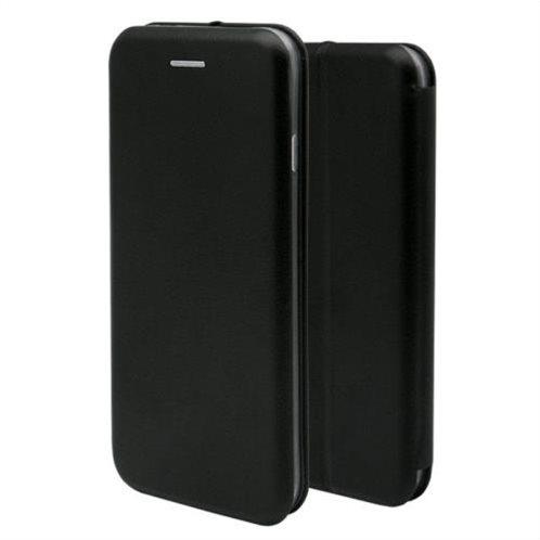Θήκη Flip Book inos Apple iPhone 7 Plus/ iPhone 8 Plus Curved M-Folio Μαύρο