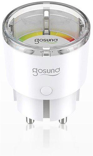 Gosund Έξυπνη Πρίζα Plug Compact Design 15A