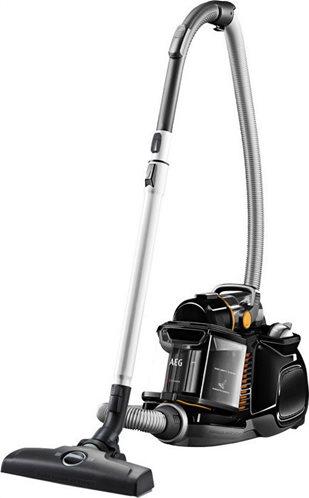 AEG ηλεκτρική σκούπα Silent Performer Cyclonic 650W LX7-2-EB-P