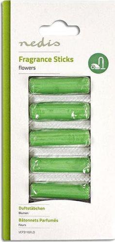 NEDIS Αρωματικά sticks για ηλεκτρικές σκούπες, με άρωμα λουλουδιών, VCFS110FLO