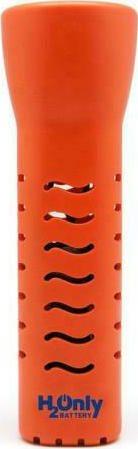Φακός Έκτακτης Ανάγκης H2Only FL-102  0.5Watt Cree Led 60 Lumens Πορτοκαλί (Xωρίς Μπαταρίες)