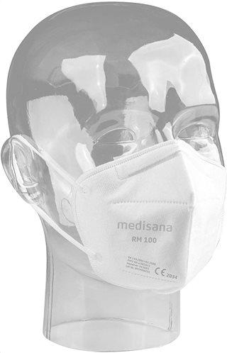 Medisana Σετ Μάσκα Μιας Χρήσης FFP2 KN-95 με Λάστιχο 10τμχ EN 149:2001 + A1:2009