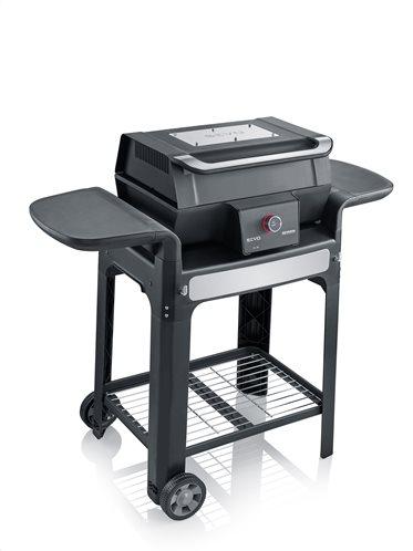 Severin Barbeque Grill Με Βάση SEVO GTS 3000W-500°C 8107SEV