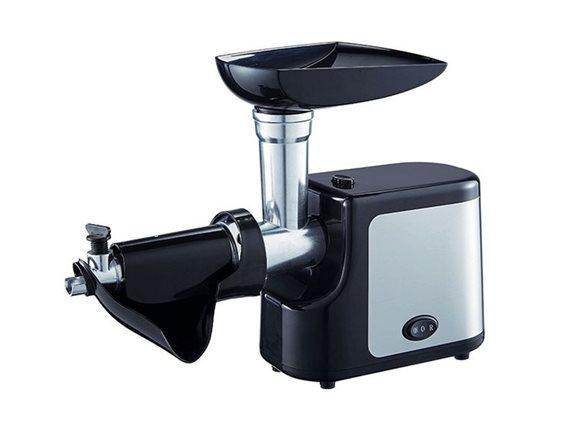 Muhler Κουζινομηχανή 600 Watt Μαύρο χρώμα, MG-603S