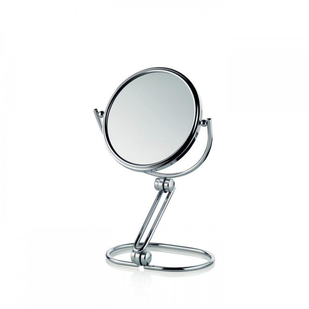 Kela Σπαστός καθρέφτης μπάνιου μεταλλικός 28 x 14cm Safia