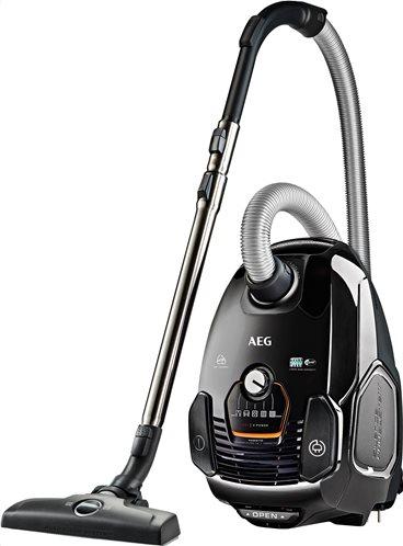 AEG Ηλεκτρική Σκούπα Silent Performer 550W VX7-2-EB-P