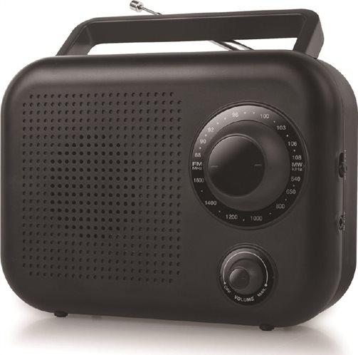 Muse Ραδιόφωνο Αναλογικό NewOne R-210 Μπαταρίας-Ρεύματος