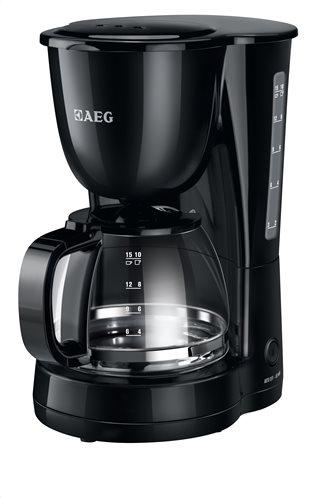 AEG καφετιέρα φίλτρου με μηχανική λειτουργία KF1260 1000 Watt (10 Φλυτζάνια)