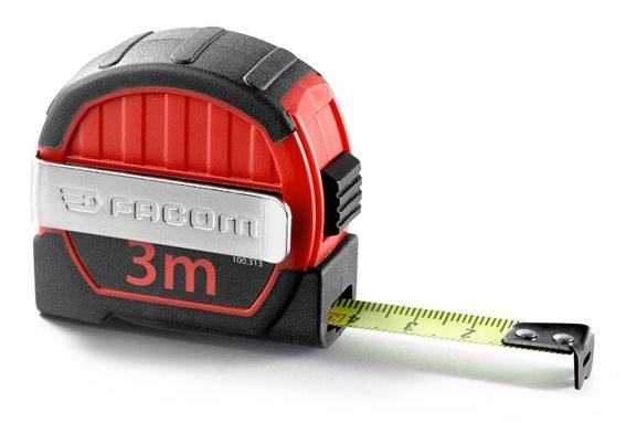 FACOM Μέτρο 3m τσέπης LIMITED EDITION 100-313CA
