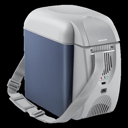 Sencor Ηλεκτρικό ψυγείο ταξιδίου 7lt SCM 4700BL