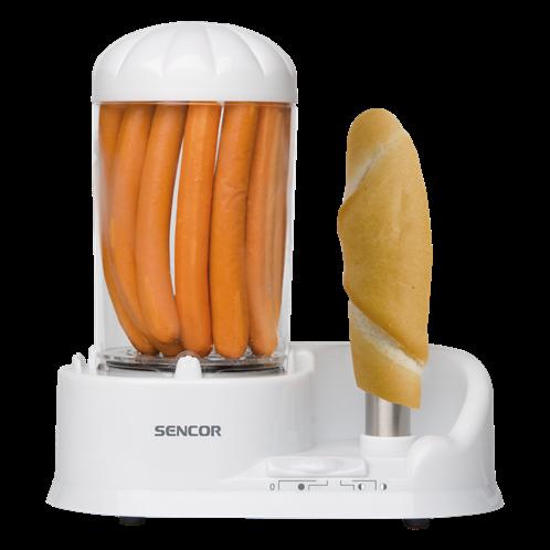 Sencor shm 4210 συσκευή hot dog μονό