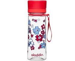 Aladdin Παγούρι 0.35lt Κόκκινο-Graphics Aveo