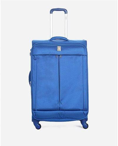 Delsey Μεγάλη Βαλίτσα Καμπίνας σειρά Flight Μπλε