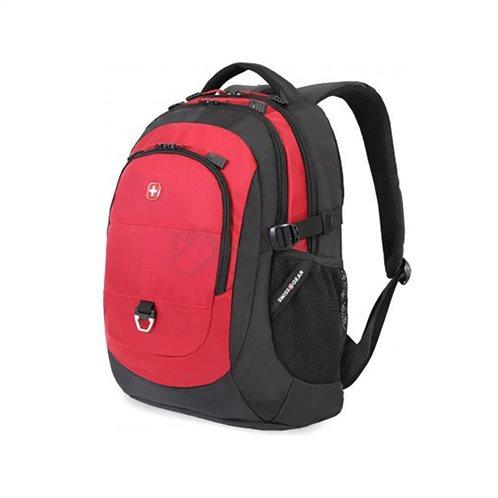 "Wenger σακίδιο πλάτης 45x31x15cm με θέση για laptop 15"" Black Red"