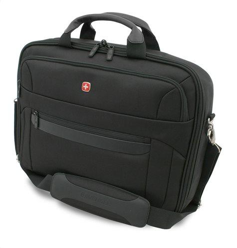 "Wenger χαρτοφύλακας 37x30x12cm με θέση για laptop 14.5"" Black"