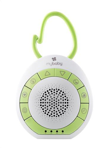 myBaby Homedics Φορητή Συσκευή Sound Spa On The Go MYB-S115A