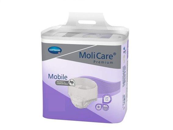 HARTMANN MoliCare Premium Mobile Super Εσώρουχο νύχτας No Small    8 σταγόνων     14τεμ.