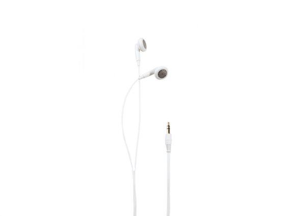 Grundig Ακουστικά Ψείρες - In-ear - Earbuds 48537 Λευκό