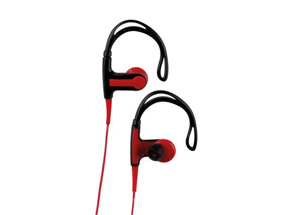 Grundig Ακουστικά Ψείρες - In-ear - Earbuds 86327 Κόκκινο