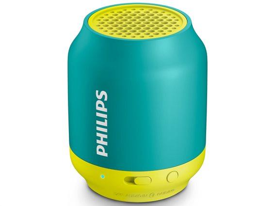 Philips Ηχεία Bluetooth BT50A Πράσινο