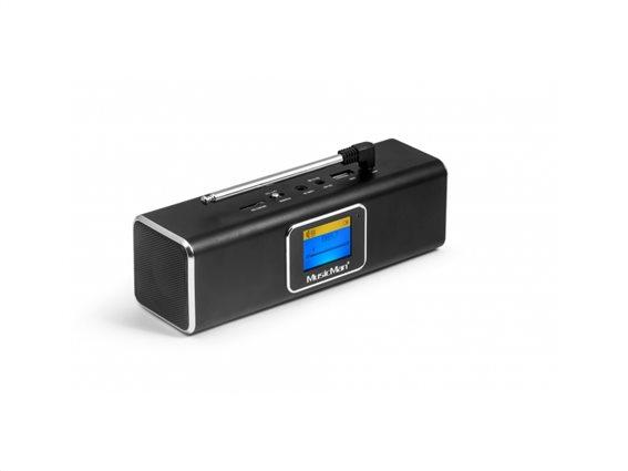Technaxx MusicMan Ηχεία Bluetooth BT-X29 Μαύρο