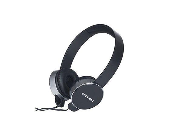 Grundig Ακουστικά Κεφαλής 52557 Ασημί
