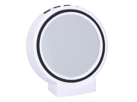 Dunlop Ηχεία Bluetooth 08808 Λευκό