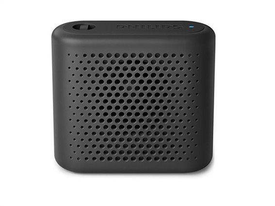Philips Ηχεία Bluetooth BT55B Μαύρο