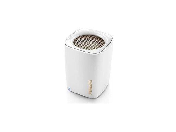 Philips Ηχεία Bluetooth BT100W Λευκό