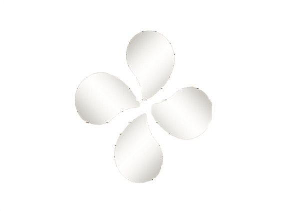 Σετ Καθρέπτες Μπάνιου 4 τεμαχίων σε σχήμα Σταγόνας,  19x14.5 cm