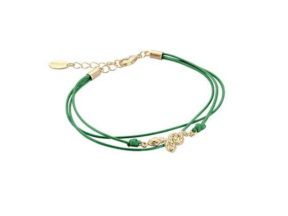 Just Cavalli Γυναικείο Κόσμημα Βραχιόλι με μεταλλικό στοιχείο, Fashion Snake Bracelet JCFB00010200