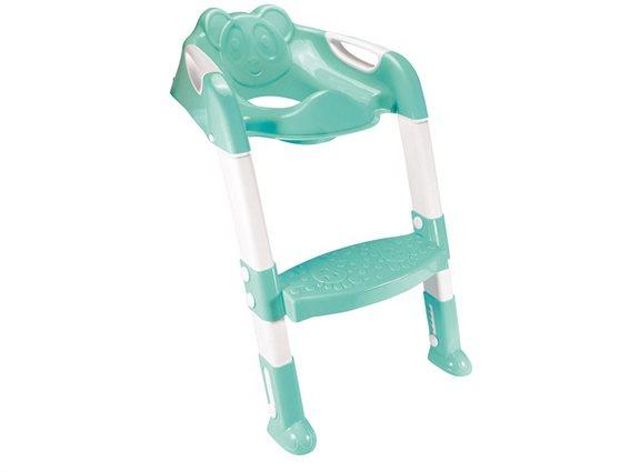 Jocca Εκπαιδευτικό Παιδικό Κάθισμα Τουαλέτας με σκαλοπάτι μεγίστου βάρους 30Kg, 1256