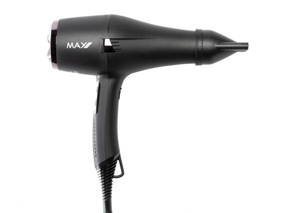 Max Pro Επαγγελματικό Πιστολάκι Μαλλιών 2400Watt με 2 ταχύτητες και ρύθμιση θερμοκρασίας Bliss