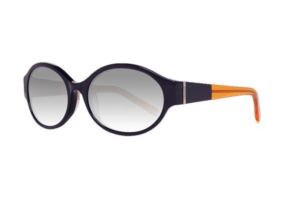 Esprit Γυναικεία Γυαλιά Ηλίου με κοκκάλινο μπλε σκελετό και γκρι φακούς,  ET17793 507 53