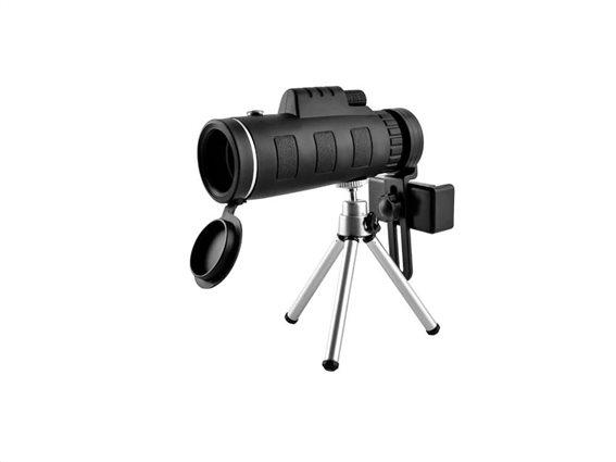 Τηλεσκοπικός Φακός Τηλεσκόπιο 50x Zoom Για Smartphones Με Τρίποδο, Telephone Lens