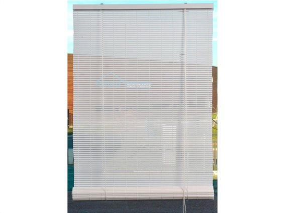 Στόρι Σκίασης Ρόλερ σε λευκό χρώμα, 60x180 cm