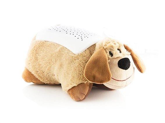InnovaGoods Λούτρινος Προβολέας σε σχήμα σκύλου, 30x10x30 cm