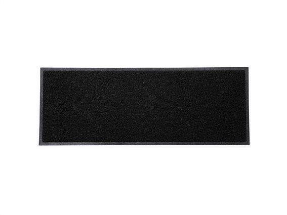 Πατάκι Χαλάκι εισόδου σε γκρι σκούρο χρώμα, 120x45 cm, Doormat dark grey