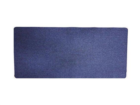 Πατάκι χαλάκι κουζίνας σε μπλε χρώμα, 45x120 cm, Kitchen mat blue