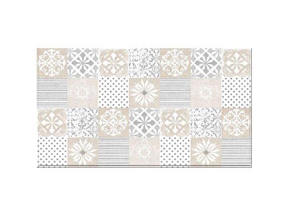 Πατάκι χαλάκι κουζίνας με κλασικό μοτίβο, 50x80 cm, Kitchen mat