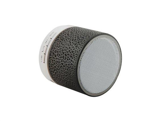 Φορητό Ηχείο Bluetooth με Επαναφορτιζόμενη Μπαταρία 520mAh, microSD, MP3 / MP4 player