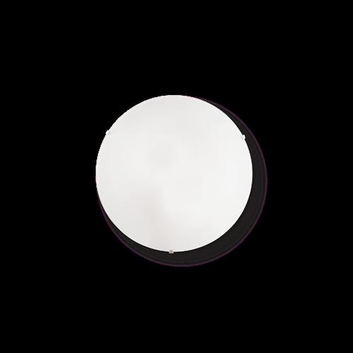 Ideal Lux Φωτιστικό οροφής - Πλαφονιέρα - Σποτ Πολύφωτο SIMPLY PL2 007977
