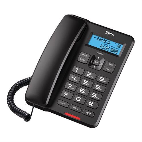 ΤΗΛ GCE 6259 TELCO CALLER ID ΜΑΥΡΟ