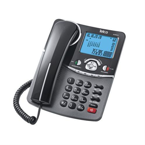 ΤΗΛ GCE 6216 TELCO ΕΠΙΤΡΑΠ CALLER ID ΜΑΥΡΟ