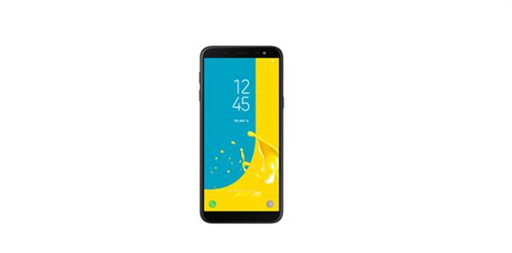 Samsung Galaxy J6 Κινητό Smartphone Dual Sim Black