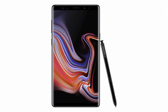 Samsung Galaxy Mobile Note 9 Κινητό Smartphone Black