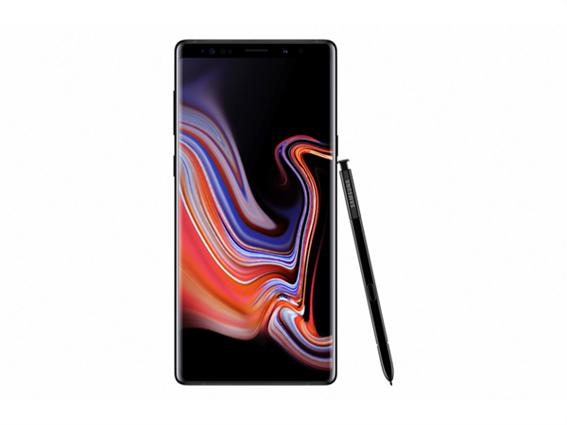 Samsung Galaxy Mobile Note 9 Κινητό Smartphone 512GB Midnight Black