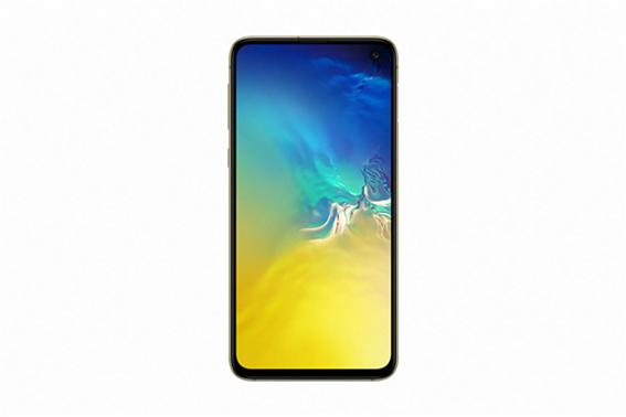 "Samsung Galaxy S10e 5.8"" / 6GB Ram /128GB Yellow G970"