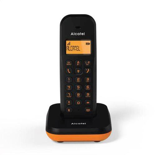 ALCATEL Ασύρματο τηλέφωνο Ε155 μαύρο
