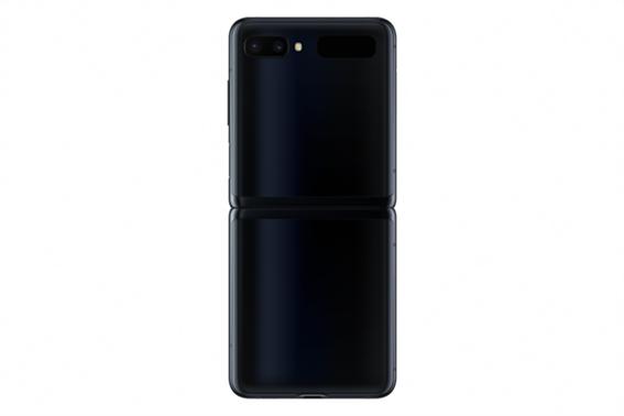 Samsung Galaxy Z Flip Μαύρο 8GB/ 256GB F700